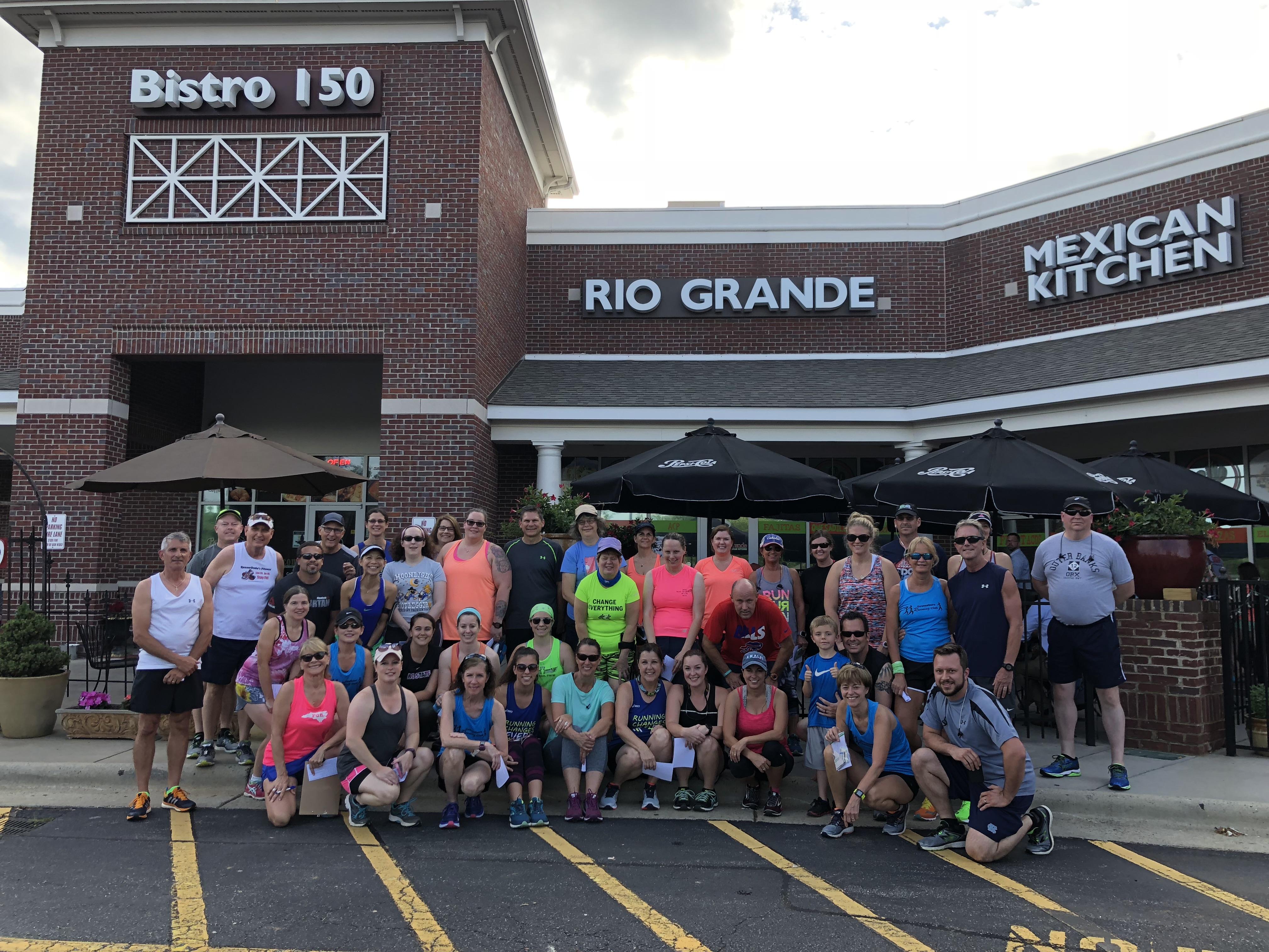 Neighborhood Run #6 - Rio Grande
