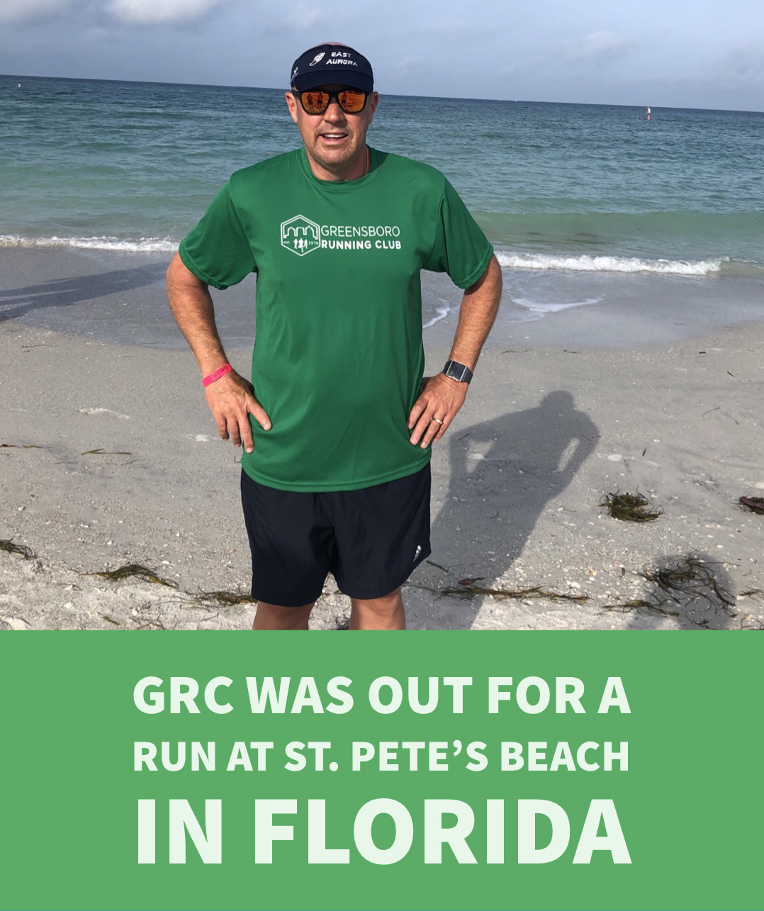 Where in the World is GRC?